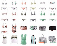 DVF×ROXY Swimwear
