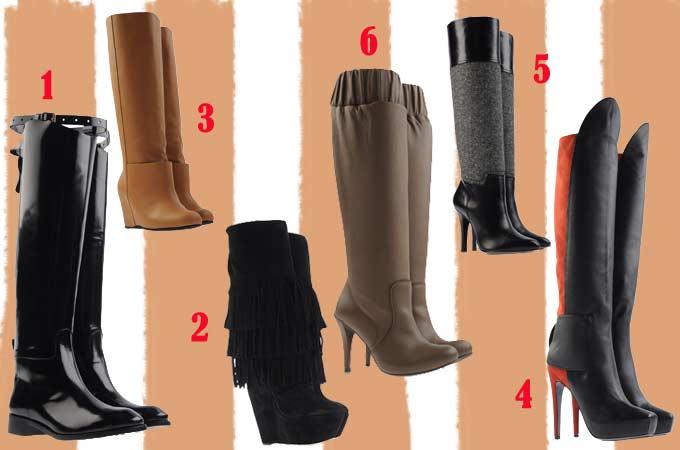 今年の冬はどれを買う!?ShoeCreamおすすめロングブーツ6足