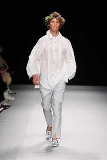ヴィヴィアン・ウエストウッド メンズ 2013 春夏コレクション