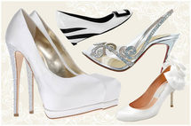 Happy Wedding Shoes&#9825;ShoeCream