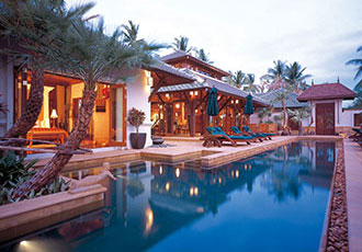 JW Marriott Phuket Resort & Spa(JWマリオット プーケット リゾート&スパ)