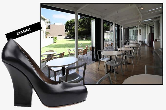 新年に訪れたい庭カフェ3選と履いていきたいおすすめ靴