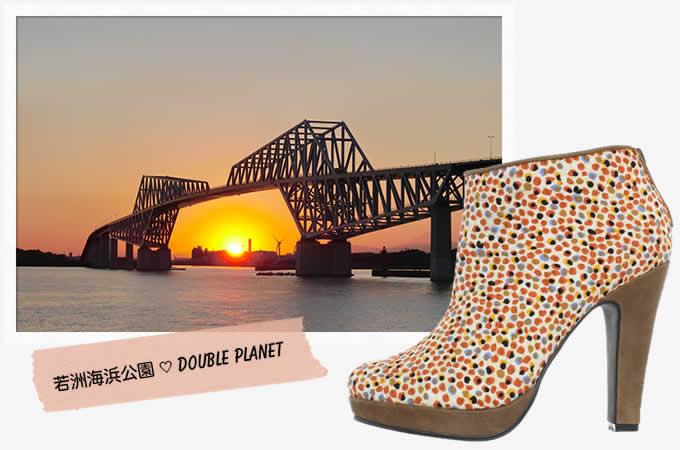 夕陽がキレイに見えるとっておきの場所と履いて行きたいおすすめ靴3選