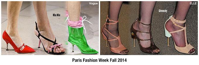 【まとめレポ】4大ファッションウィークのトレンド靴まとめレポ!!トゥ編