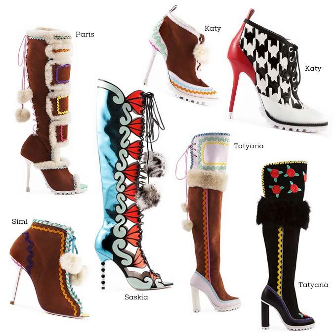 【コレクションレポ】モードなおとぎ話の靴!Sophia Webster2014FWコレクション