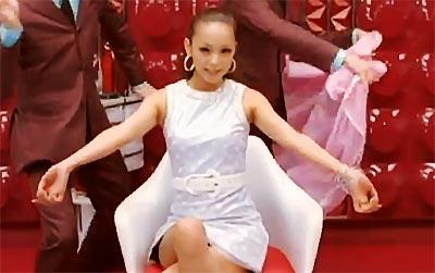 ヒールで踊る!安室奈美恵〜NEW LOOK