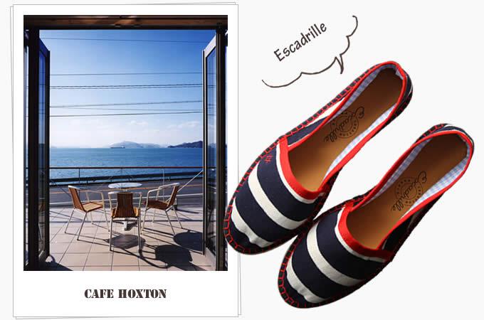 絶景!海カフェ3選と履いて行きたいおすすめ靴〜湘南・瀬戸内・石垣島