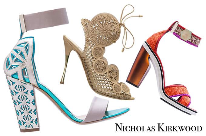 【コレクションレポ】ブリティッシュ・モードの頂点に君臨するNicholas Kirkwoodの2014SSコレクション