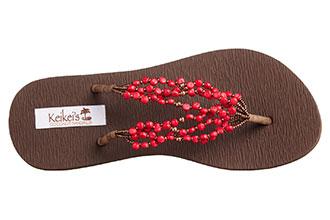 あの靴と旅に出よう~ココナッツビーズサンダルでカウアイ島へ
