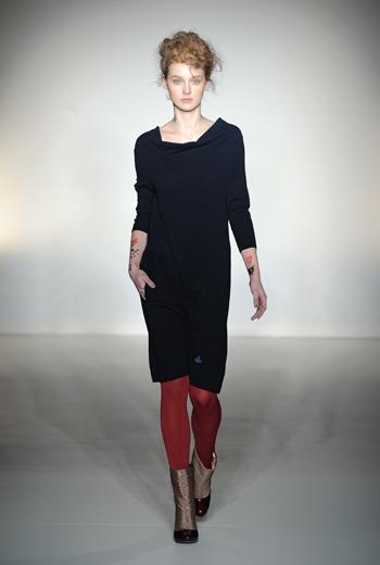 ヴィヴィアン・ウエストウッド レッドレーベル 2012 AW コレクション