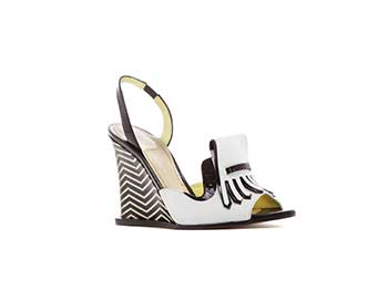 POLLINI by Nicholas Kirkwood 2013 SS COLLECTION