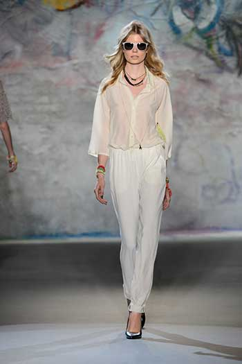 PATRIZIA PEPE 2013 SS COLLECTION