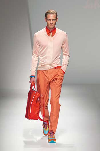 Salvatore Ferragamo mens 2013 SS COLLECTION