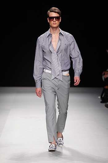 Vivienne Westwood mens 2013 SS COLLECTION