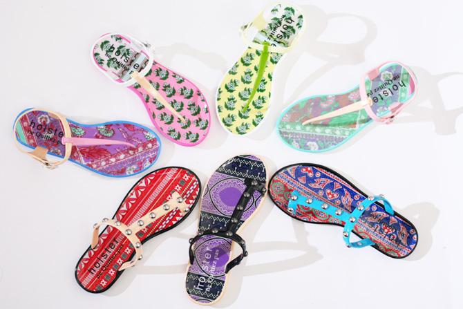 魅惑のサンダルholsterを限定発売:ShoeCreamオンラインショップ