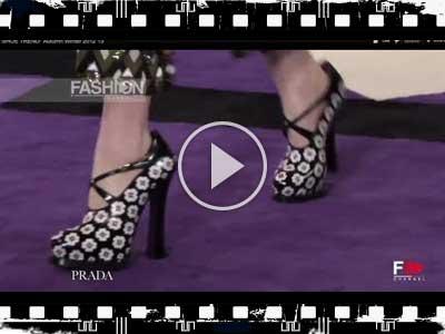 【Movie】2012-13秋冬シーズンのランウエイを彩った靴たち