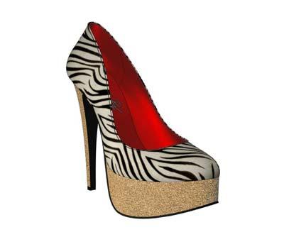 Shoes of Preyで靴をデザインカスタムオーダー♥ヘアデザイナーMAYUMI