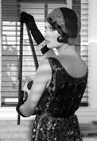 グレタ ガルボら往年のハリウッド女優スタイルが楽しめる「アーティスト」