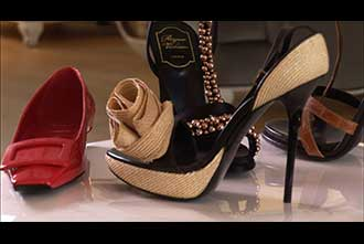 映画と靴「私が靴を愛するワケ」-オンナたちを虜にする魔性のハイヒール