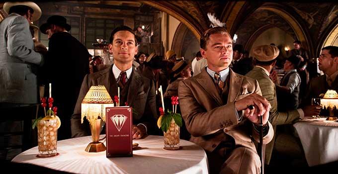 映画と靴「華麗なるギャツビー」-豪華絢爛な衣装の競演に酔いしれるディカプリオ版ギャツビー
