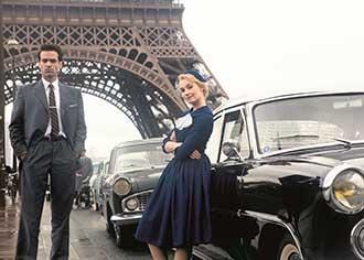 映画と靴「タイピスト!」-可憐なデボラ・フランソワと美貌のベレニス・ベジョ、2大女優の対極的ファッション