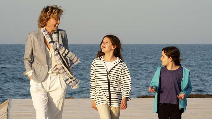 「はじまりは5つ星ホテルから」-世界が舞台のキャリア女性を等身大で演じるマルゲリータ ブイの、知的なヒール