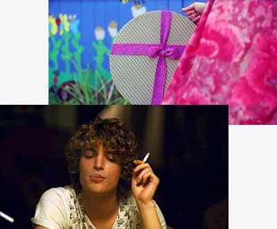 恋に落ちる過程をファッションとアートでポエティックに表現した『胸騒ぎの恋人』