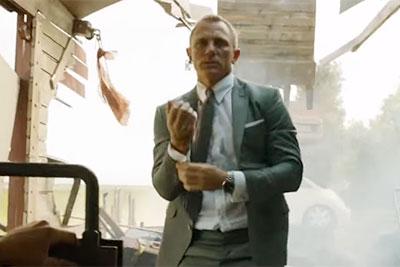 映画と靴『007スカイフォール』ダニエル・クレイグ×Tom Fordのボンド・スーツ検証Part2