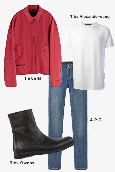 映画と靴『理由なき反抗』ジェームス・ディーンのリアルなアメカジ&アメトラファッションをイマドキにコーデするなら?