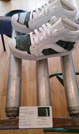 「世界にひとつの量産靴」の展示会が開催。同じデザインとは思えない個性的あふれるシューズたちに出会う