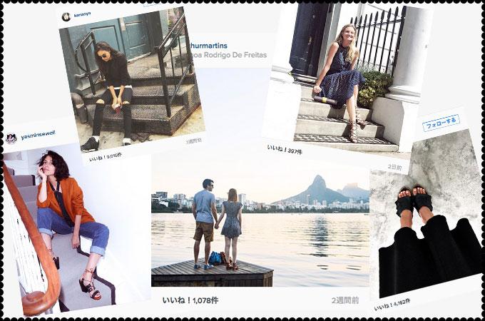 注目セレブの靴生活!一ヶ月まとめ〜ヤスミン・スウェル、サラ・ドナルドソン、キャンディス・レイク、大屋夏南、アーサー・マーティンズ