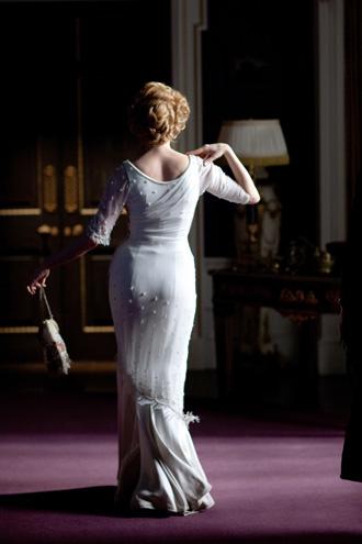 映画「マリリン 7日間の恋」に見るクラシカル&上級な女優スタイル