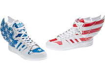 今シーズンのadidas Originals by JEREMY SCOTTはAmerican Pop Culture