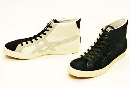 オニツカタイガー×mita sneakersのコラボスニーカーはパンダがテーマ