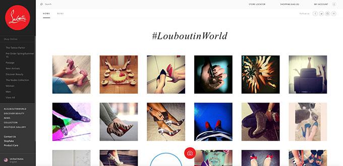 Instagramerに告ぐ。#LouboutinWorldでマイルブタンをシェアせよ!