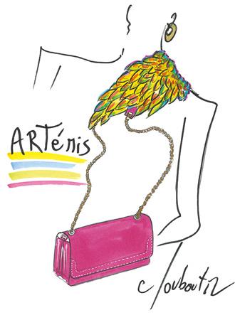 クリスチャンルブタン Artemis