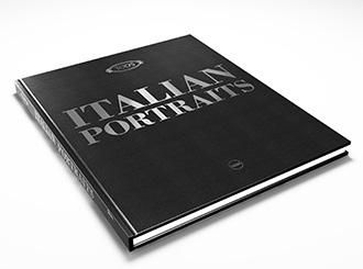 TODS Italian Portraits_Book Bianco