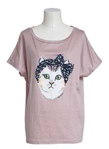 PAUL & JOE SISTER 人気のネコプリントTシャツが期間限定で復活
