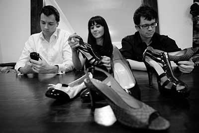 自分好みの1足をオンラインでオーダー'Shoes of Prey'が2013年度グッドデザイン賞受賞