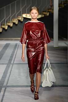 ミラノ発、アレッサンドラ・ファッキネッティが手がける新生TOD'Sの2014春夏ウィメンズコレクション