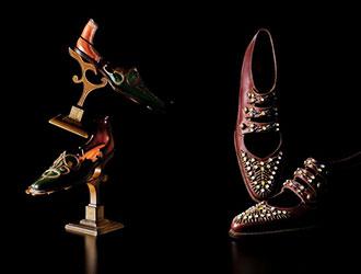 靴の常識を脱ぎ捨てよ!靴作家三澤則行の初個展「インテリアとしての靴」を見に行こう