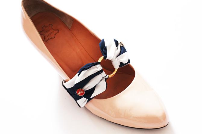 靴リメイク