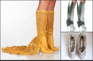 究極のシューマニアが発信する靴とアートの最前線Vitual Shoe Museum