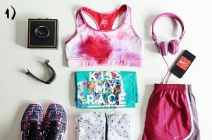 人気ファッションブロガーAndy Torresさんが提案するナイキのランニングコーデ4スタイルをチェック