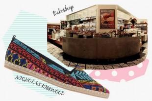 甘いヨーロッパを歩く~プラハの苺チーズケーキ x ニコラス・カークウッドのとんがりエスパドリーユ