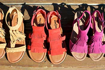 ミネトンカ 2013 春夏コレクション | 靴からはじまるスタイルWEBマガジン