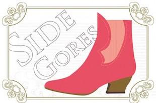 女王様のための靴!?サイドゴアブーツ