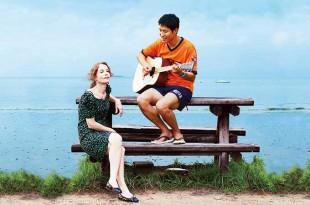 映画と靴「3人のアンヌ」-色で女の生き方を演じ分けるイザベル・ユペールのヴァカンススタイル3色コーデ