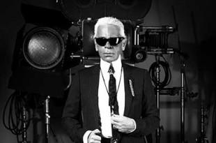 孤高のカリスマデザイナー、カール・ラガーフェルドに密着したドキュメンタリー映画『ファッションを創る男~カール・ラガーフェルド~』