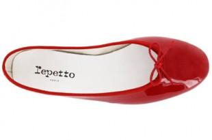 Repettoの伝説的バレリーナシューズが現代風に甦る